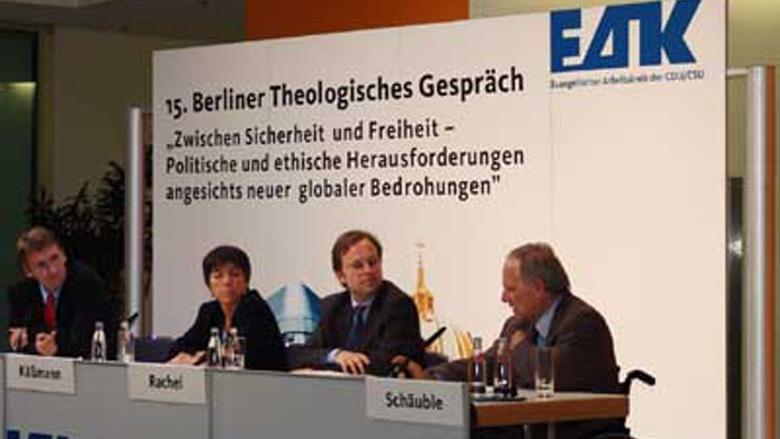15. Berliner Theologisches Gespräch