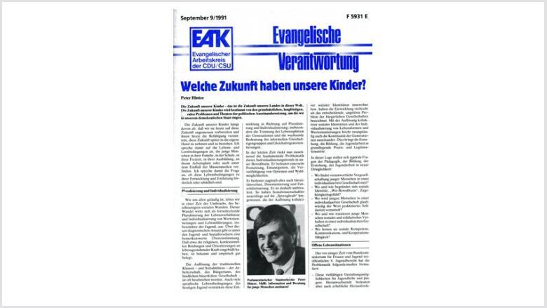 Titelbild: Heft 9+10/ 1991