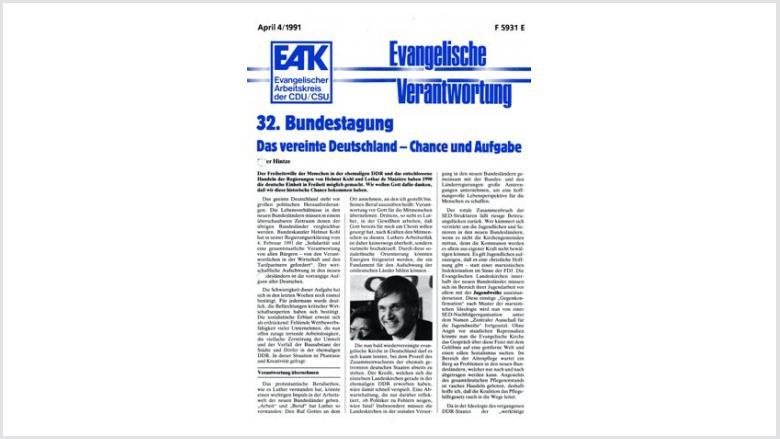 Titelbild: Heft 3+4/ 1991