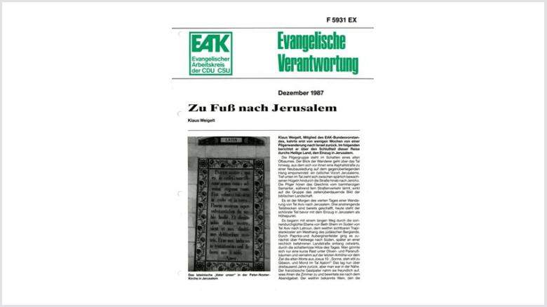 Titelbild: Heft 11+12/ 1987