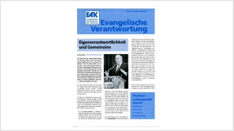 Titelbild: Heft 9+10/ 1995