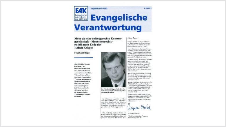Titelbild: Heft 9+10/ 1993