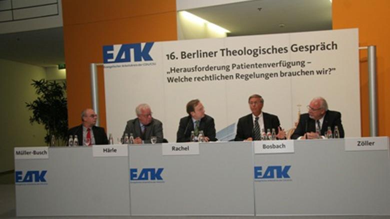 16. Berliner Theologisches Gespräch