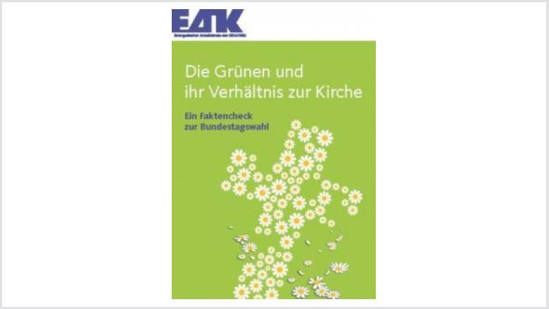 Die Grünen und ihr Verhältnis zur Kirche Ein Faktencheck zur Bundestagswahl