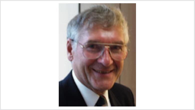 Prof. Dr. Hans-Günter Krüsselberg, Prof. für Volkswirtschaftslehre und Wirtschaftspolitik an der Universität Marburg