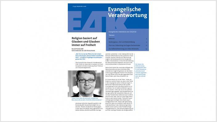 Titelblatt: Heft 9/ 2006
