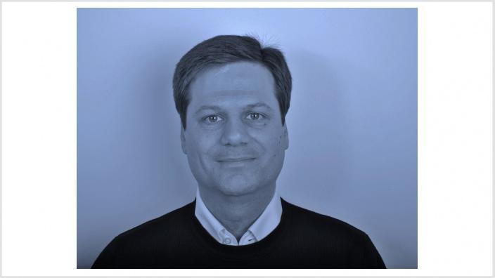 Pastor Dirk Heuer